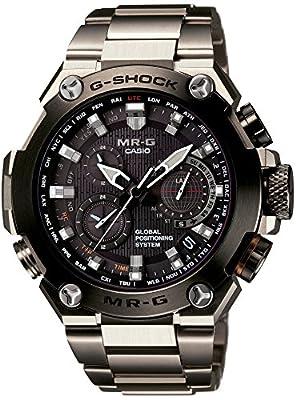 [カシオ]CASIO 腕時計 G-SHOCK MR-G GPSハイブリッド電波ソーラー MRG-G1000D-1AJR メンズ