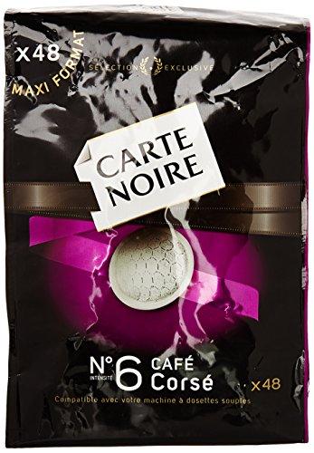 Carte-Noire-Cors-48-dosettes-souples-336-g-Lot-de-3-144-dosettes