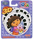Fisher-Price Dora the Explorer 3D View-Master Reels (Set of 3)