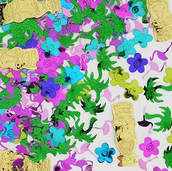 Beistle CN128 Island Party Confetti