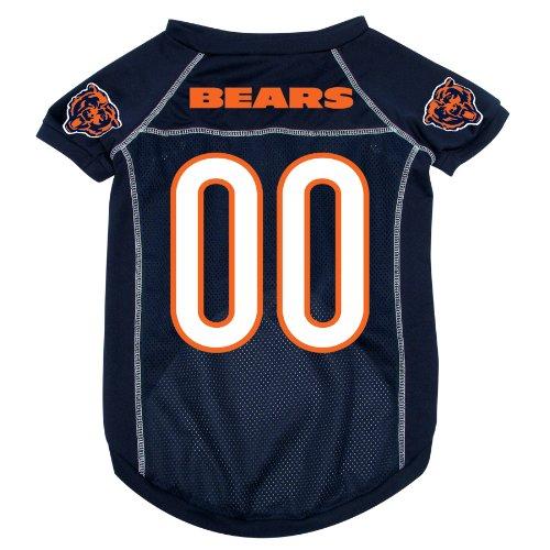 Hunter MFG Chicago Bears Dog Jersey, Large