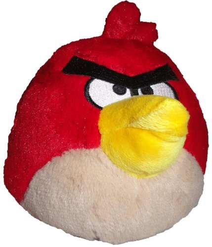 Angry Bird Plush Toy - 1
