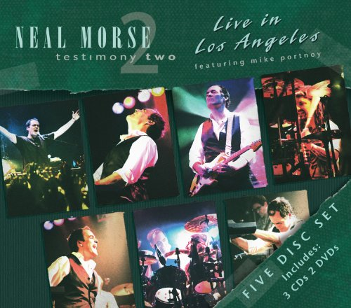 Testimony 2 Live in Los Angeles (5 CD)
