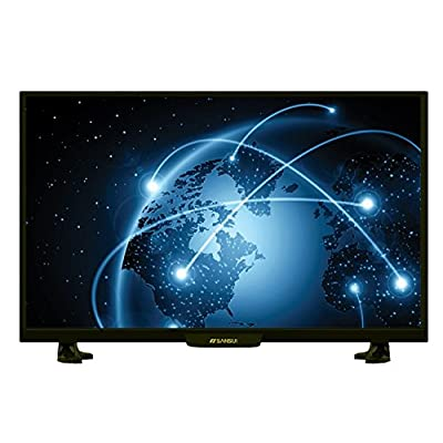 Sansui SMC32HB18XAF 82cm (32 inches) HD Ready LED TV (Black)