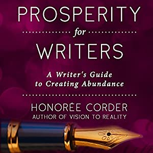 Prosperity for Writers Audiobook