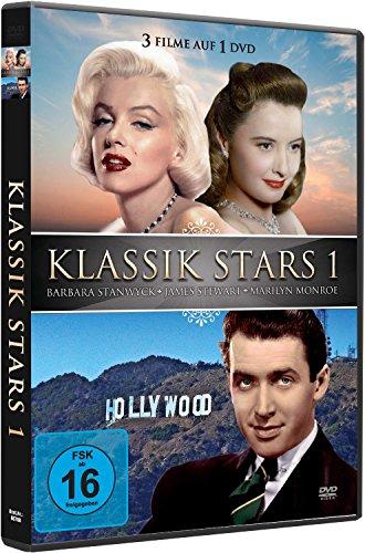 KLASSIK STARS 1 - Barbara Stanwyck l James Stuart l Marilyn Monroe