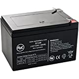 AJC Battery Bladez HGL12-12 HGL 12-12 12V 12Ah Scooter Battery - This Is An AJC Brand174; Replacement