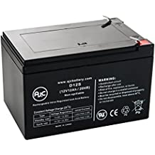 AJC Battery Variflex Stinger 12V 12Ah Scooter Battery - This Is An AJC Brand174; Replacement
