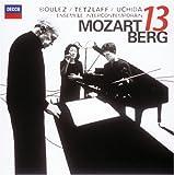 Mozart/Berg 13