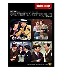 Tcm Greatest Classic Films: Gangsters