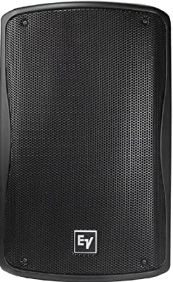 Electrovoice ZX1 90 Compact Loudspeaker 8 In. 90 x 50 Coverage Pattern High Performance Black by Electrovoice