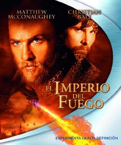 El Imperio del Fuego [Blu-ray]