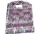 Qualit-Violet-100-sacs-en-plastique--motifs-pour-les-magasins-les-marchs-ftes-cadeaux-Pochettes-surprise-19-cm-x-15-cm