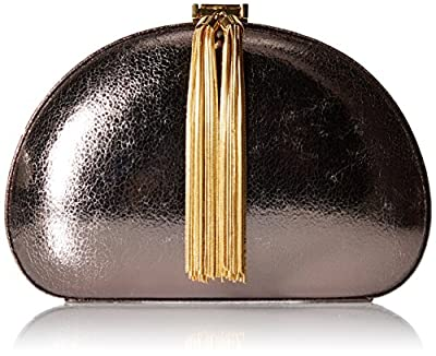 Ted Baker Hartly Tassel Glitter Crossbody Clutch Evening Bag