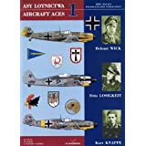 LUFTWAFFE ACES 1 - MARKINGS & DECALS (LUFTWAFFE ACES)by Marek J Murawski