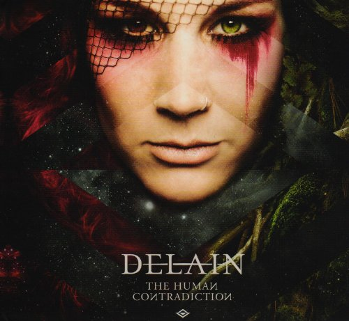 Delain - The Human Contradiction (Limited Edition) - Zortam Music