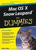 img - for Mac OS X Snow Leopard f r Dummies (German Edition) book / textbook / text book