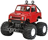 Rc Car Series No.531 Electric Suzuki Jimny 1/10 (Sj30) Willy (Wr-02 Chassis) 58531 [ Japan Imports ]