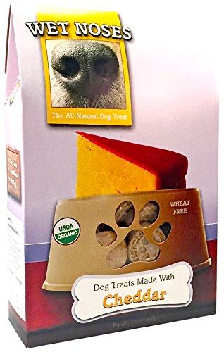 Wet Noses, Dog Treats, Cheddar, 14 oz (Wet Nose Dog Bones compare prices)