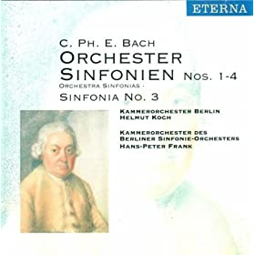 Sinfonia in F Major Wq. 183/3: III. Presto