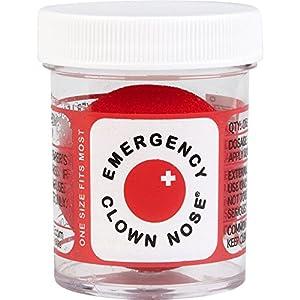 Amazon.com: Emergency Clown Nose: Toys & Games