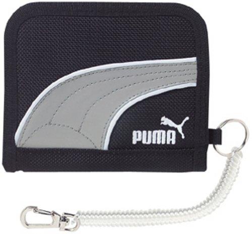 PUMA レザーラインワレット/2つ折