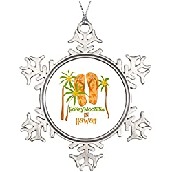 Personalized Christmas Ornaments For Newly Weds  Lets