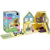 Peppa - 4963 - Maison de Poupée - Maison de Luxe avec 2 personnages