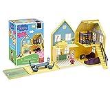 Giochi Preziosi - Peppa Pig La Grande Casa Deluxe, 2 Personaggi Inclusi, N01E34