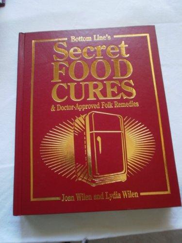 Bottom Line's Secret Food Cures & Doctor-Approved Folk Remedies PDF