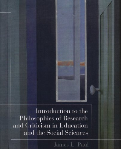 Introduction to the Philosophies of Research and...