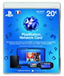 Carte Playstation Network 20 euros