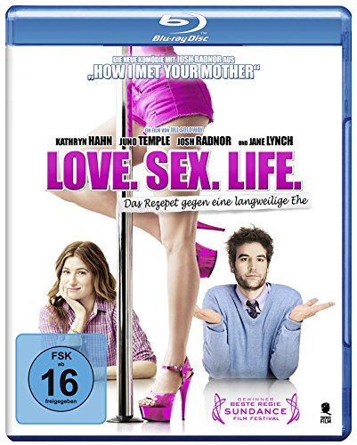 Love. Sex. Life. [Blu-ray]