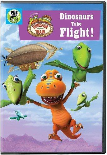 Dinosaur Train: Dinosaurs Take Flight! (DVD)