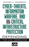 img - for Cyber-Threats, Information Warfare, and Critical Infrastructure Protection: Defending the U.S. Homeland book / textbook / text book