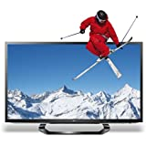 LG 55LM620S 140 cm (55 Zoll) Fernseher (Full HD, Triple Tuner, 3D, Smart TV)