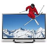"LG 47LM620S 119 cm (47 Zoll) Cinema 3D LED-Backlight-Fernseher, EEK A+ (Full-HD, 400Hz MCI, DVB-T/C/S2, Smart TV, HbbTV) schwarzvon ""LG Electronics"""