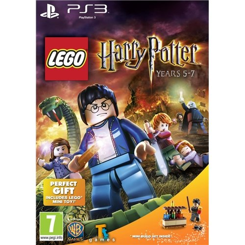 Lego Harry Potter Years 5-7: Mini Toy Edition (PS3)