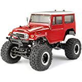 Tamiya Cr01 Crawler Toyota Land Cruiser Vehicle