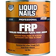 PPG Inc Liquid Nails FRP310 FRP Panel Adhesive