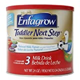 Enfagrow Premium Older Toddler Milk Drink Powder 4-pack; 24 Oz.each
