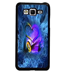 PrintDhaba Love D-4927 Back Case Cover for SAMSUNG GALAXY GRAND PRIME (Multi-Coloured)