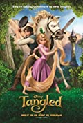 Tangled Movie Poster #01 11x17 Heavy Stock Print