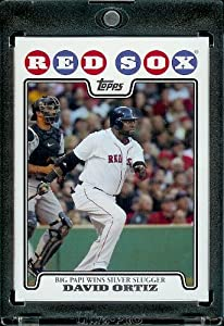 Buy 2008 Topps Boston Red Sox LIMITED EDITION Team Edition Baseball Card # 42 David Ortiz - Big Papi... by Topps