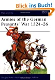 Armies of the German Peasants' War 1524-26 (Men-At-Arms (Osprey))