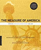 img - for The Measure of America: American Human Development Report (Columbia / SSRC Book) (A Columbia / SSRC Book) by Sarah Burd-sharps (2008-08-12) book / textbook / text book