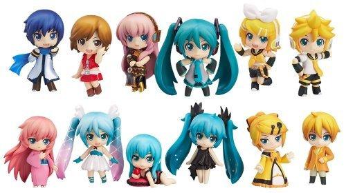 Vocaloid Series 1 Petit Nendoroid Hatsune Miku Selection 3″ ONE RANDM FIG ONLY