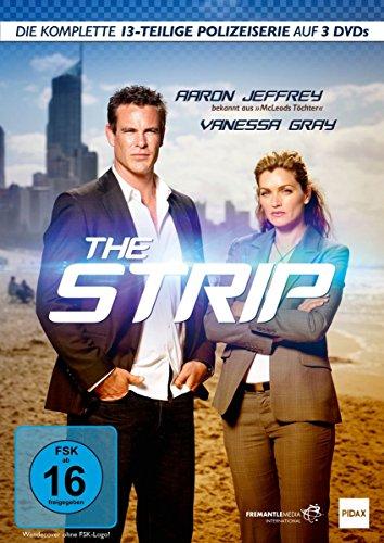 The Strip / Die komplette 13-teilige Polizeiserie [3 DVDs]