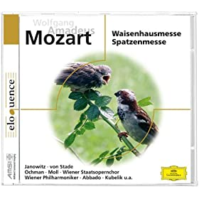 Mozart: Waisenhausmesse K.139, Spatzenmesse K.220 (Eloquence)