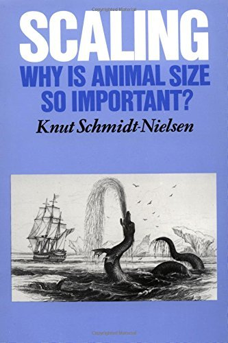 Scaling: Why Is Animal Size So Important? by Schmidt-Nielsen (2008-01-12)